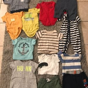 Other - Baby boy bundle (6-9months)